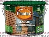 Пропитка Pinotex Classic 10л (100) Эбеновое Дерево