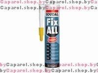 MS-полимерный  клей-герметик SOUDAL FIX  ALL classic 290мл Белый